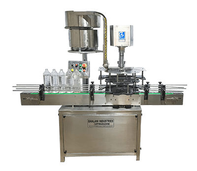 Automatic Capping Machine Manufacturer