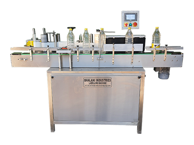 Automatic Labelling Machine Manufacturer