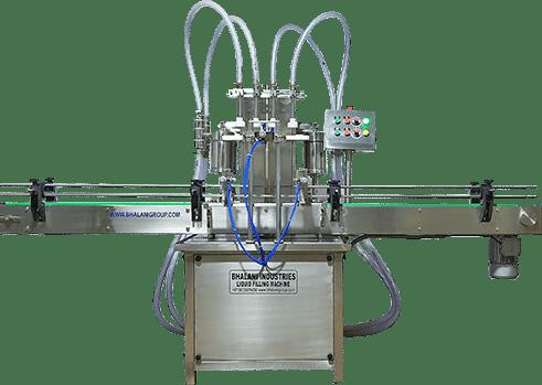 Automatic Liquid Filling Machine Manufacturer India