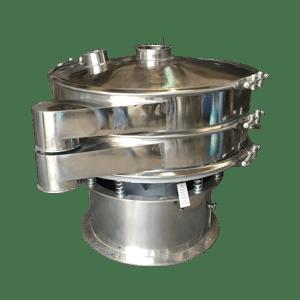 Vibro Sifter Vibratory Gyratory Machine Manufacturer India